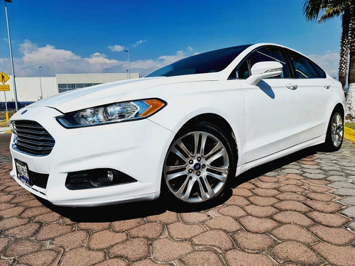 ford fusion 2.5 s l4 at 2013