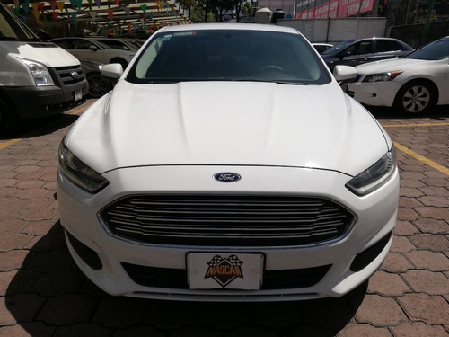 ford fusion 2.5 s l4/ at 2014