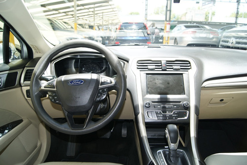 ford fusion 2.5 se advance 2016. impecable