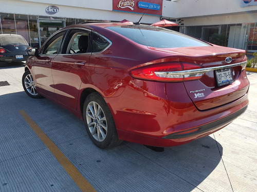 ford fusion 2.5 se advance 2017