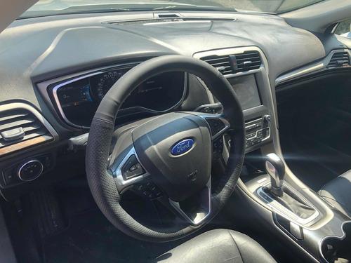 ford fusion 2.5 se advance at 2016