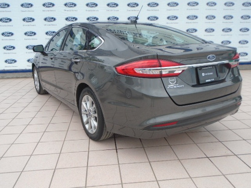 ford fusion 2.5 se advance at
