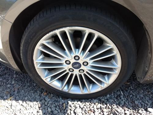 ford fusion 2.5 se luxury l4 piel mt 2013
