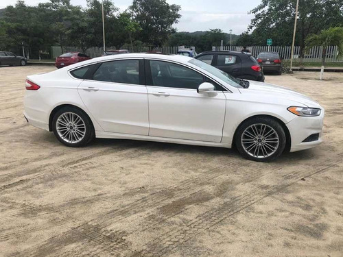 ford fusion 2.5 se luxury l4 piel mt 2013