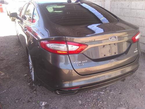 ford fusion 2.5 se luxury plus mt 2015