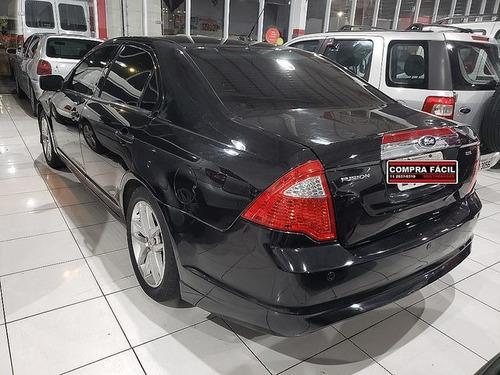 ford fusion 2.5 sel 16v - aceito troca 2010