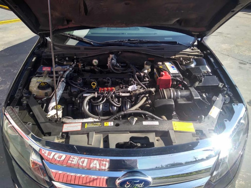 ford fusion 2.5 sel aut. 4p 2012