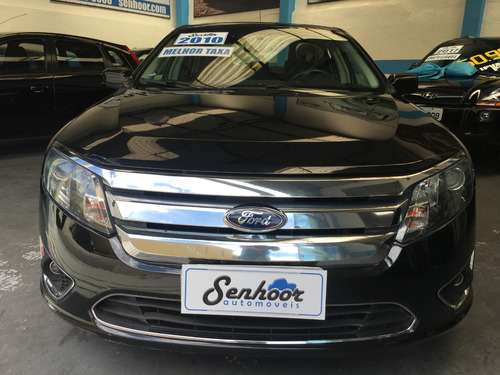 ford fusion 2.5 sel automático 2010