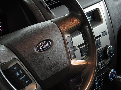 ford fusion 2.5 sel automatico 2010 preto completo