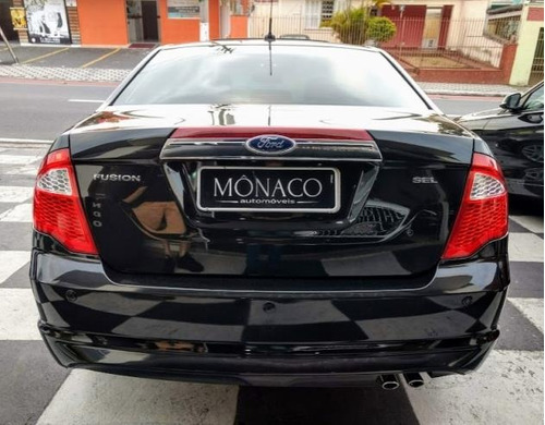 ford fusion 2.5 sel monaco automoveis