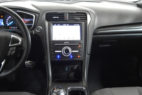 ford fusion 2.7 sport at