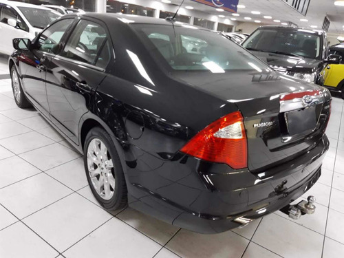 ford fusion 3.0 v6 fwd aut. 4p 2011