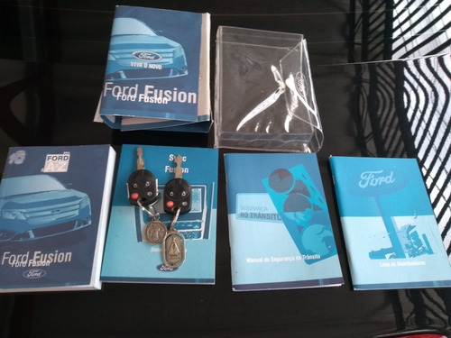 ford fusion 3.0 v6 sel awd aut. 4p