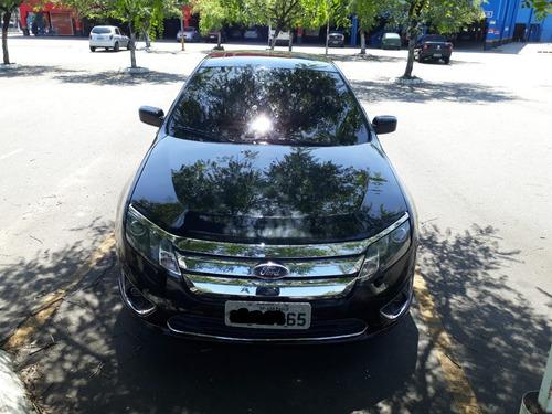 ford fusion 3.0 v6 sel awd aut. 4p - blindado