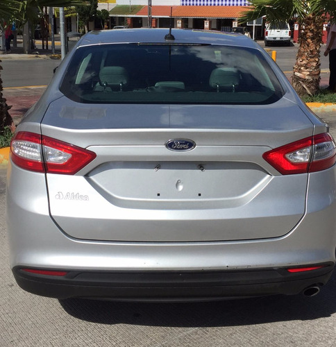 ford fusion 4 cilindros 2014