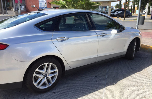 ford fusion 4 cilindros