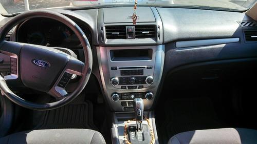 ford fusion 4p se l4 aut 2010