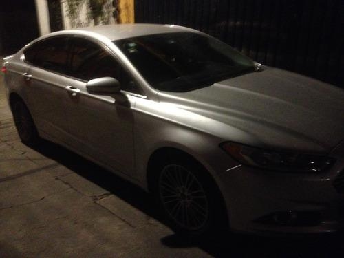 ford fusion 4p se luxury l4 piel 2013