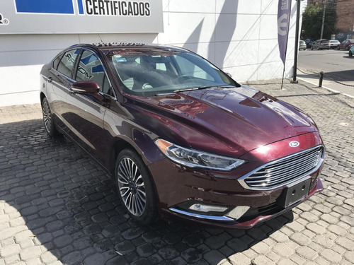 ford fusion aut