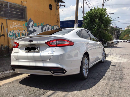 ford fusion awd 2.0 ecobooster.
