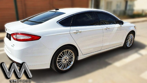 ford fusion ecoboost 2.0 at