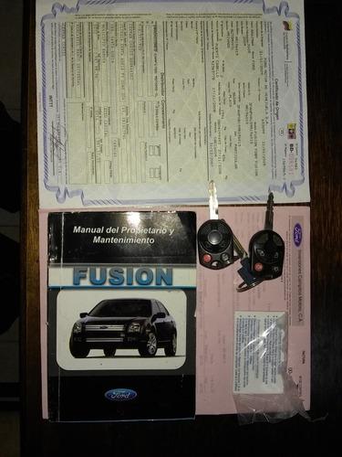 ford fusion edicion especial
