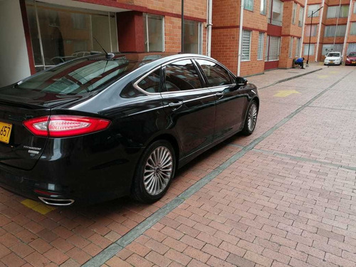 ford fusion full