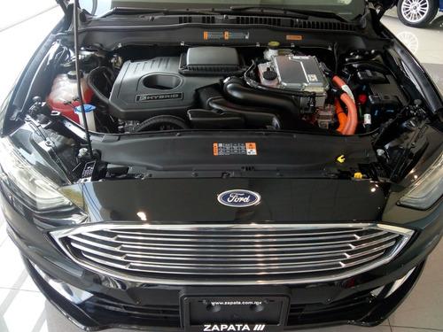 ford fusion híbrido 2018 llevátelo a 24 meses sin intereses!