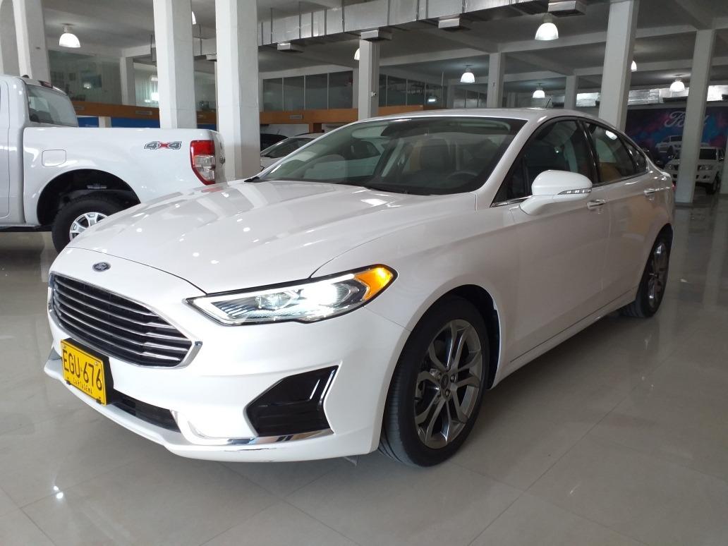 Ford Fusion Hibrido 114 990 000 En Mercado Libre