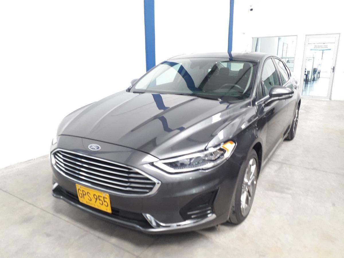 Ford Fusion Hibrido Aut Gps955 118 900 000 En Mercado Libre