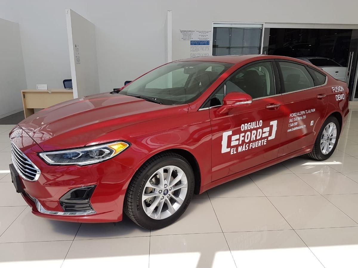 Ford Fusion Hibrido Demo 628 900 En Mercado Libre