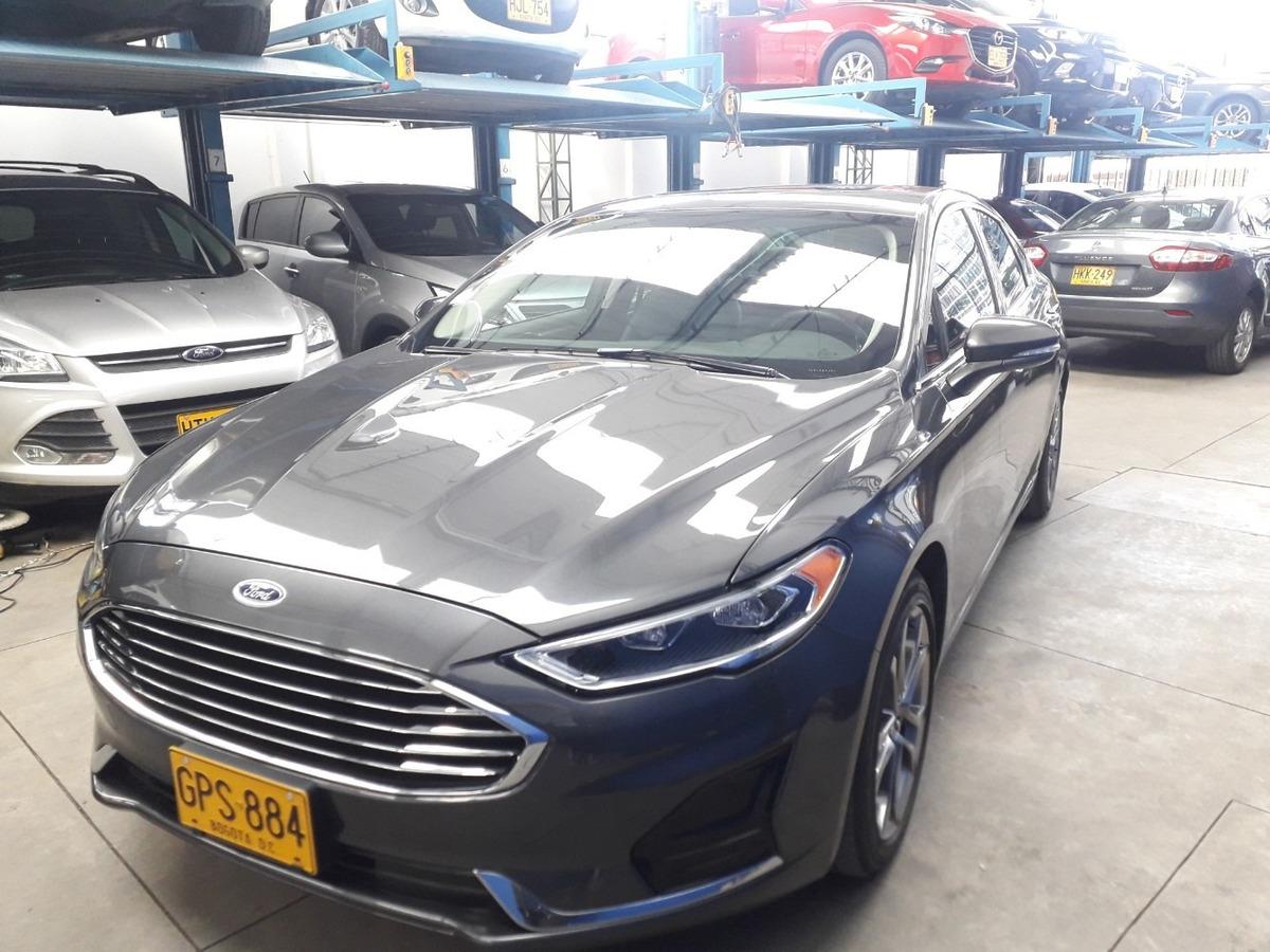 Ford Fusion Hibrido Gps884 118 900 000 En Mercado Libre