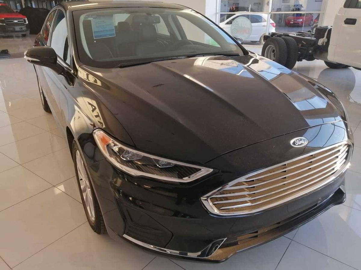 Ford Fusion Hibrido Negro 2020 668 900 En Mercado Libre