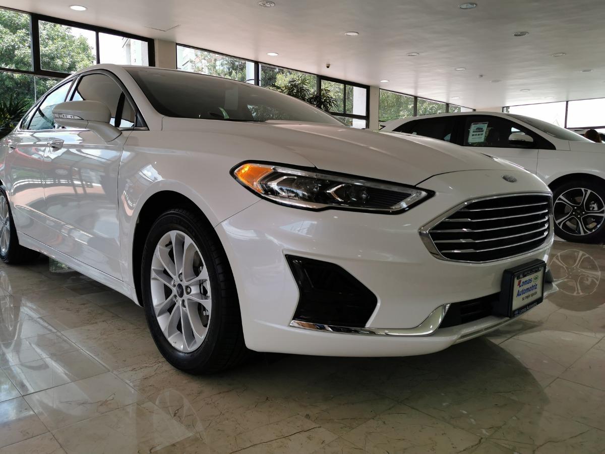 Ford Fusion Hibrido Se 2020 619 900 En Mercado Libre