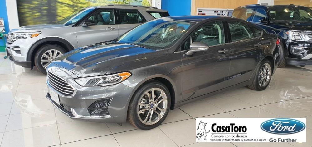 Ford Fusion Hibrido Sel 2020 Av68 Ac 126 990 000 En Mercado Libre