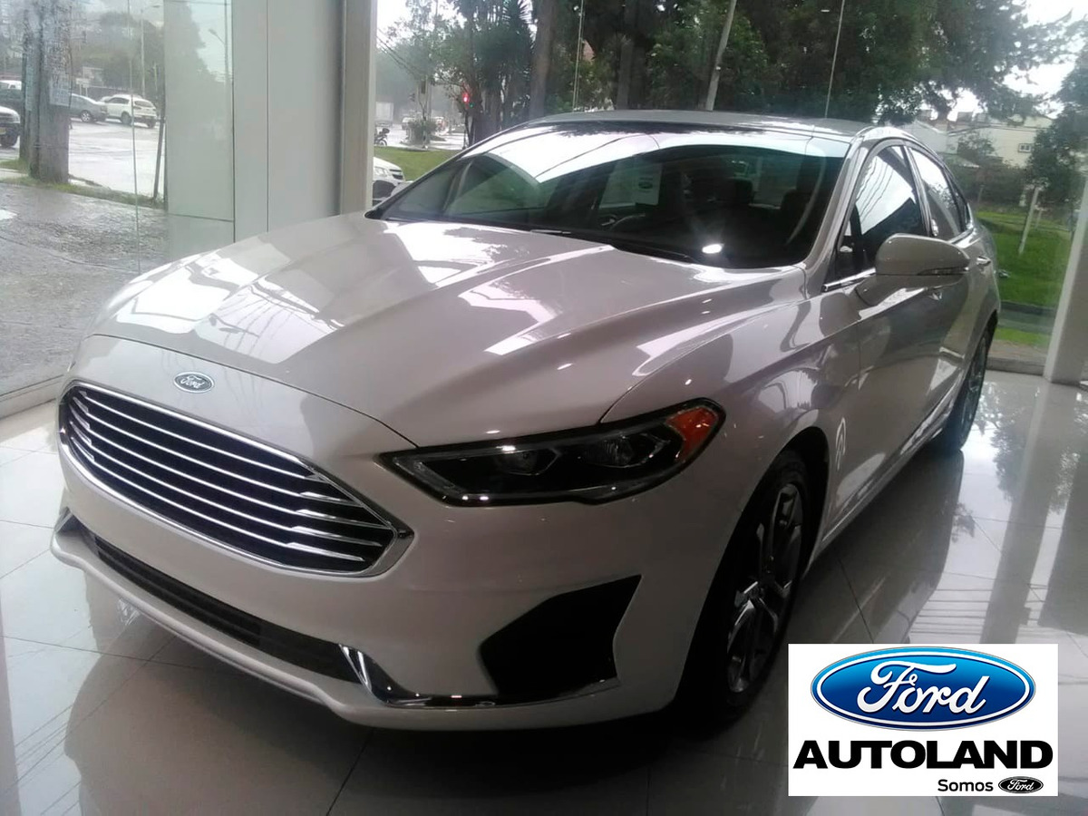 Ford Fusion Hybrid At 2020 126 990 000 En Mercado Libre