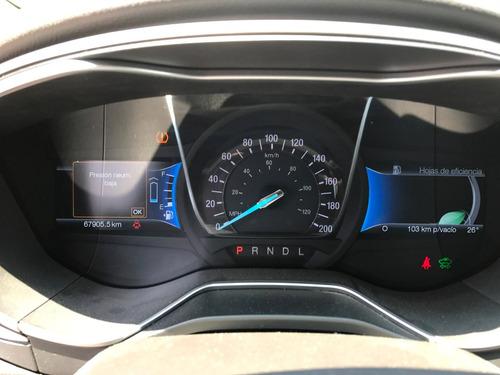 ford fusion hybrid automatico 2015
