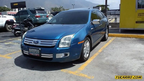 ford fusion limited-automatico