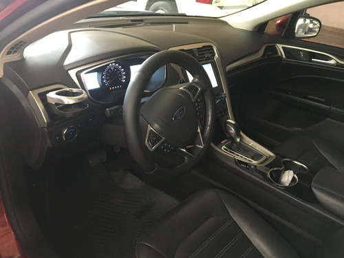ford fusión luxury turbo 2.5