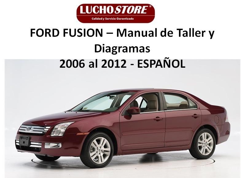 manual ford fusion 2006 en espanol