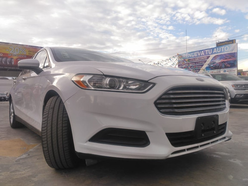 ford fusion s 2016 4cil tomamos tu auto a cuenta