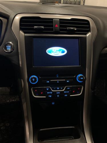 ford fusion se advance con 22444 km único dueño con garantía