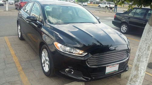 ford fusion se advance trac navi 2016