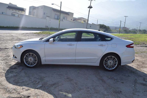ford fusion se luxury 2014