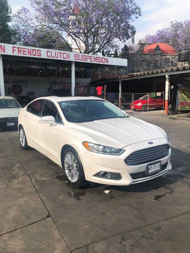 ford fusion se luxury ecoboost