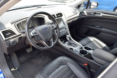 ford fusion se luxury plus 2013