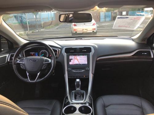 ford fusion se luxury plus 2013 piel qc gps