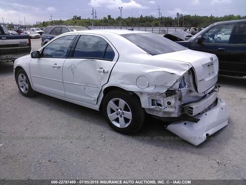ford fusion sel 2008 se vende solamente en partes