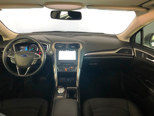 ford fusion sel 2017 2.0 ecoboost