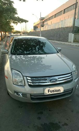ford fusion sel 2.3 16v 162cv aut.,com teto,banco novissimo